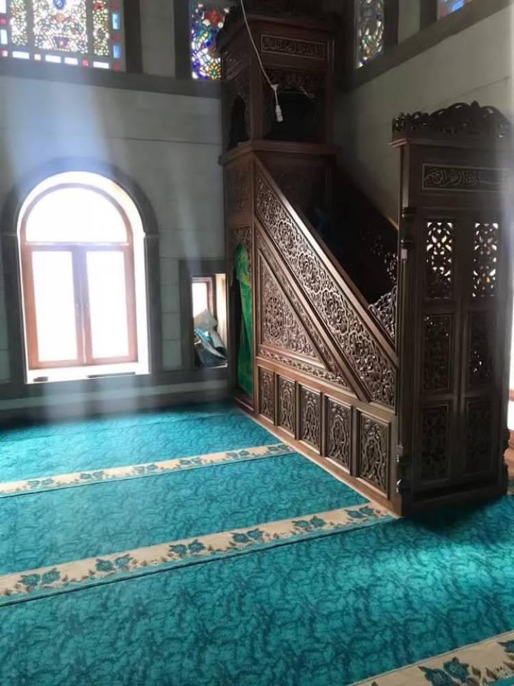 Kitabın Gelirini Nur'ul İslam Camisine Verilecek