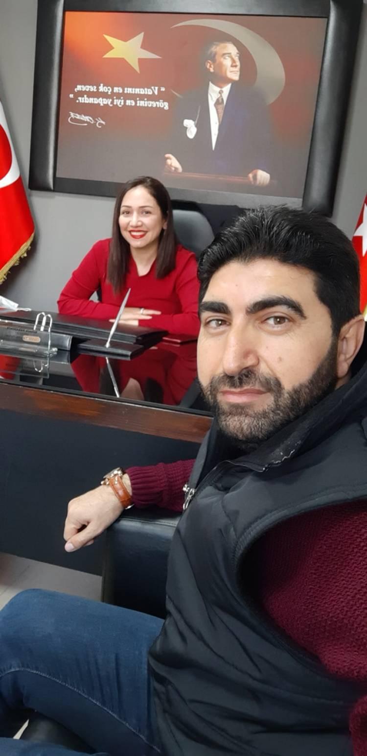10.Ocak Gazeteciler Günümüzü En Erken Kutlayan Muhtar..?
