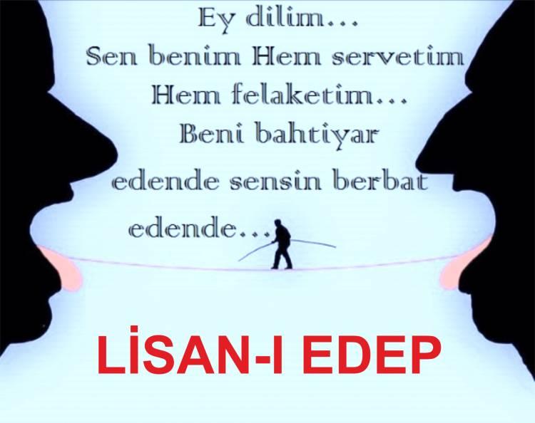 LİSAN-I EDEP
